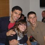 Franck, Berta & Alejandro