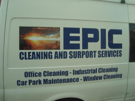 Epic Cleaning and Surport