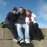 Caro, Felix & Kathleen