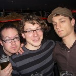Kiwi, Chris and Stefan