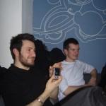 Francesco and Jeremy
