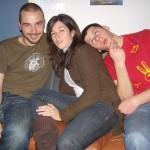 Felix, Carmen and Alejandro