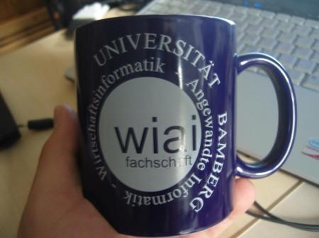 WIAI Mug