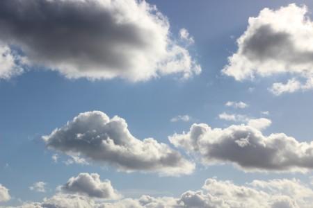 Clouds over Cologne, November 2013